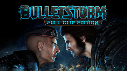 Bejelentették a Bulletstorm: Full Clip Editiont
