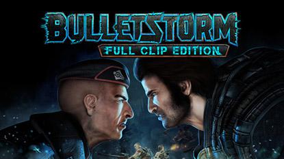 Bejelentették a Bulletstorm: Full Clip Editiont cover