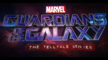 Telltale announced Guardians of the Galaxy game cover
