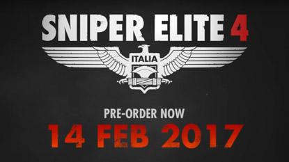 Íme az első Sniper Elite 4 sztori trailer