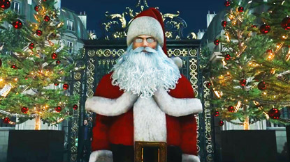 HITMAN will celebrate Christmas with free in-game contents cover