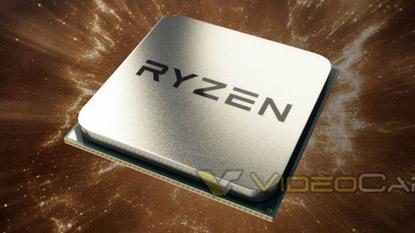 Kiszivárgott az AMD RYZEN CPU cover