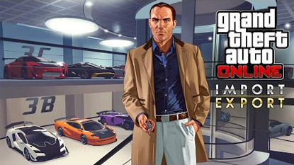 GTA Online's major new expansion 'Import/Export' is out now cover