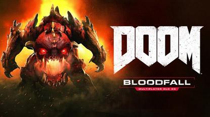 Megjelent a DOOM: Bloodfall DLC cover
