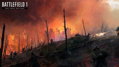 Franciák a Battlefield 1 első DLC-jében