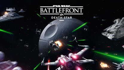 Star Wars Battlefront's Death Star DLC is free this weekend cover