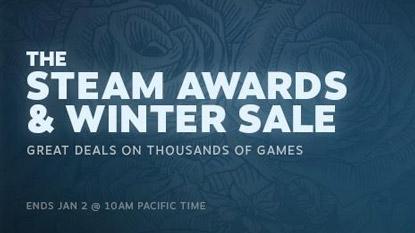 Elindult a Steam téli vásár cover