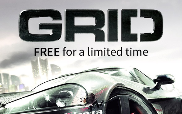 Grid is free for PC through the Humble Store - System Requirements