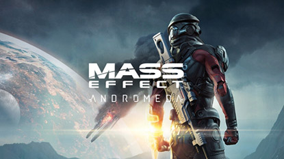 Mass Effect: Andromeda's release date announced cover