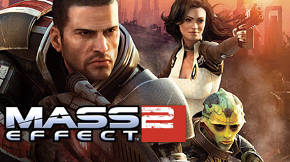 Mass Effect 2 is free on Origin cover