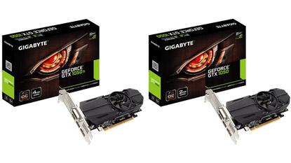 GTX 1050 és GTX 1050 Ti a Gigabyte-tól