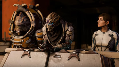 Mass Effect: Andromeda - készítsd el, majd nevezd el fegyvereidet! cover