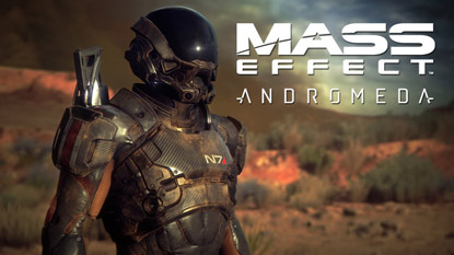 Mass Effect: Andromeda trial detailed cover