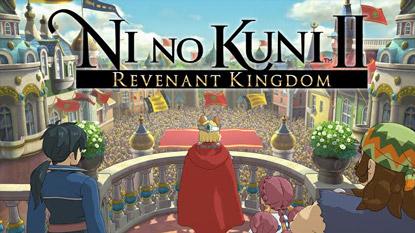 PC-re is megjelenik a Ni No Kuni II cover