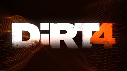 DiRT 4 announced, coming this summer cover