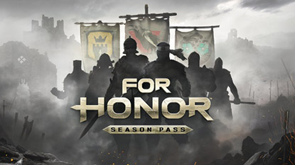 For Honor Season Pass revealed and detailed cover