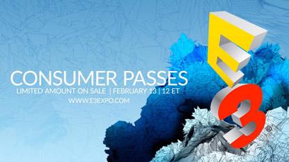 E3 2017 opens to public cover