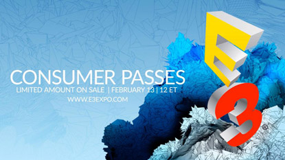 E3 2017 opens to public
