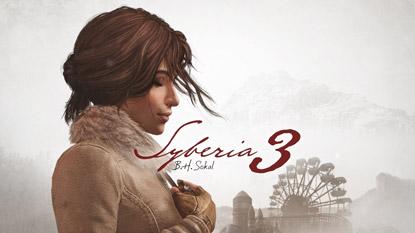 Kiderült a Syberia 3 megjelenési dátuma cover